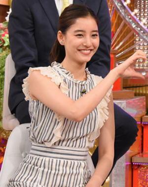 新木優子の衣装画像1